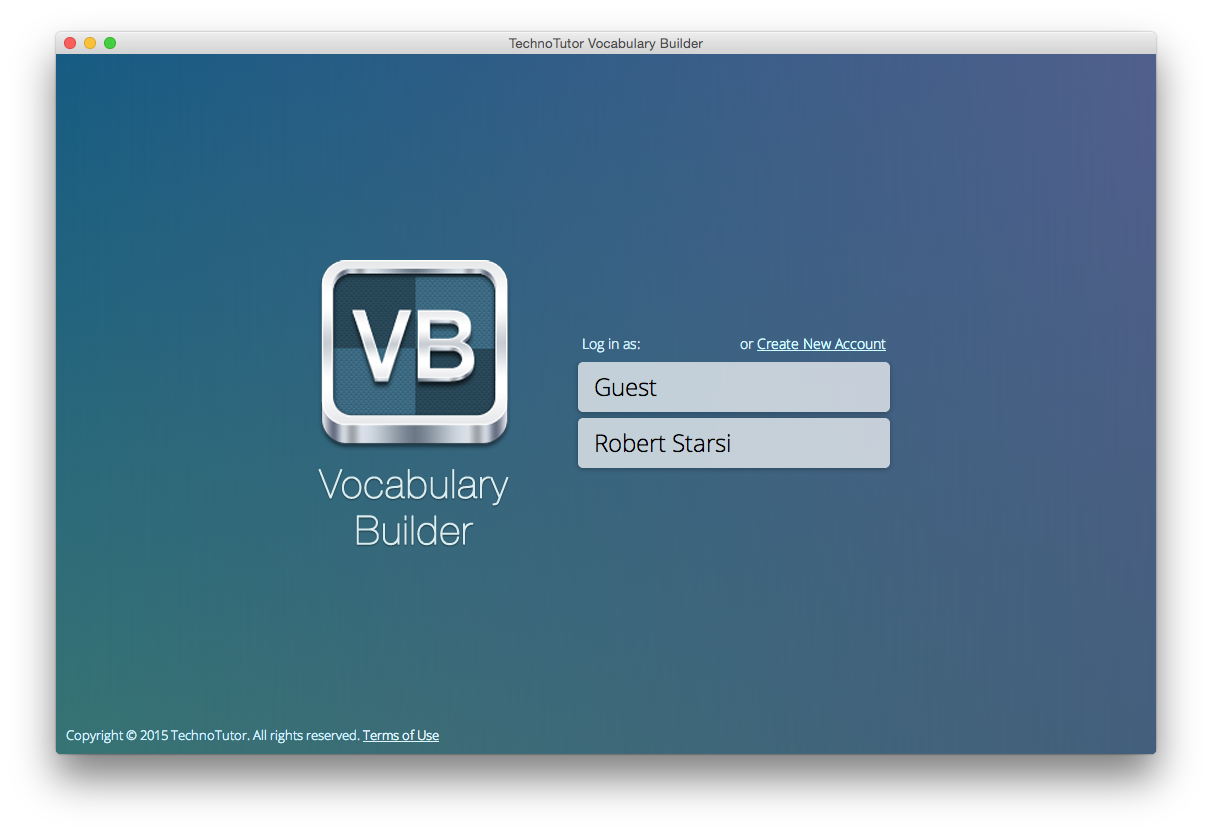 VB Login Screen