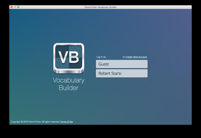 VB Login Screen
